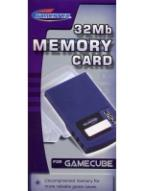 GC 32MB Mega Memory Card Platinum