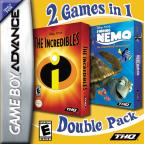 Finding Nemo & The Incredibles: Double Pack