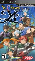 Ys Seven