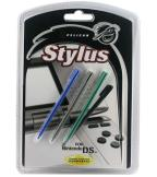 DS Stylus Set Multi-Color