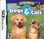 Paws & Claws: Dogs & Cats Best Friends