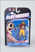 MCF-NFL Playmakers Series 4 Robert Griffin III Redskins