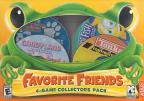 Favorite Friends Coll.-Blue/Fredi/Ton/CL