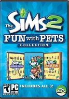 Sims 2 : Fun With Pets Collection
