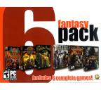 Fantasy 6 Pack:Jagged Alliance 2 Gol