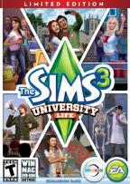 Sims 3: University Life