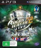 Rugby League Live 2: World Cup Edition