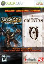 Bioshock/The Elder Scrolls IV: Oblivion