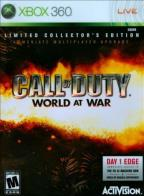 Call Of Duty: World At War Limited Collector's Edition