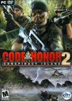 Code Of Honor 2 : Conspiracy Island DVD