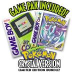 Pokemon Crystal Bundle