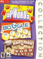 UpWords, Boggle, Hangman: Word Hunter Collection