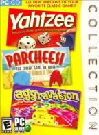 Yahtzee / Parcheesi / Aggravation Collection