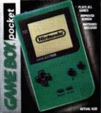 Game Boy Pocket-Green