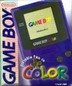 Game Boy Color - Purple