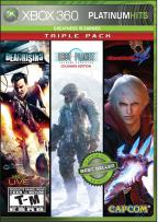 Dead Rising / Lost Planet Extreme Condition / Devil May Cry 4