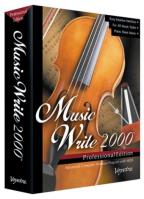 Music Write 2000 Professional Edition W95!