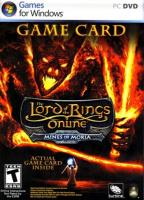Lord Of The Rings: Moria Time Card