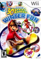 Family Party: 30 Great Games -- Winter Fun