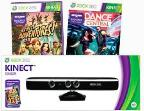 Kinect Sensor With Adventures & Dancecent