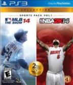 PlayStation Sports Pack Vol. 1: MLB 14: The Show/NBA 2K14