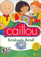 Caillou: Ready To Read
