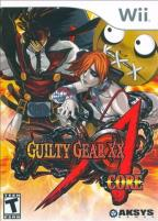 Guilty Gear XX: Accent Core