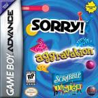Sorry!/Aggravation/Scrabble Junior
