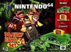 Nintendo 64 System W/ Donkey Kong 64