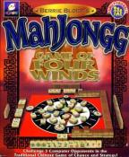 Mahjongg Game Of 4 Winds W98!