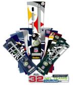 XBox 360 NFL Licensed Faceplate