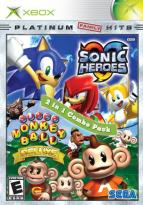 Platinum Family Hits: Sonic Heroes & Super Monkey Ball Deluxe