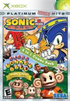 Platinum Family Hits: Sonic Mega Collection Plus & Super Monkey Ball Deluxe