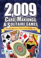2,009 Cards, Mahjongg & Solitaire Games
