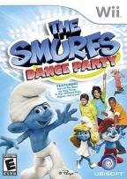 Smurfs Dance Party