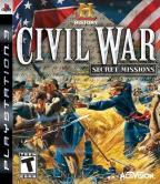 History: Civil War Secret Missions