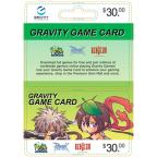 Game Card - Gravity $30