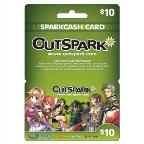 Game Card-Outspark $10