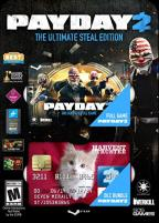 Payday 2: Ultimate Steal Pack