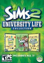 Sims 2 : University Life Collection