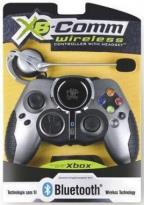 XBX Comm Wrless Cntrl/Headset-Blue Tooth