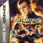 Fantastic 4: Flame On