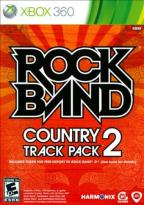 Rock Band: Country Track Pack Vol. 2