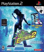 Dance Dance Revolution Extreme 2 (Game & Dance Pad)