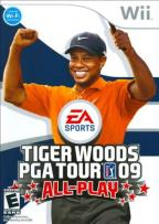 Tiger Woods PGA Tour Golf 09 All-Play