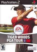 Tiger Woods PGA Golf Tour 08