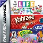 Game of Life/Yahtzee/Payday