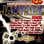 PlayStation Underground Jampack - Winter '98