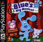 Blue's Clues-Bl
