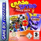 Crash &amp; Spyro SuperPack 2